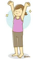 背中の痛み・不眠症に効果があるエクササイズ