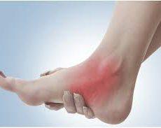 あなたの足首の歪みが腰痛の原因に?